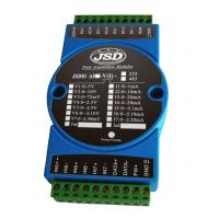 Buy 8-ch current/voltage signal to RS485/RS232 converter (A/D Converter) at wholesale prices