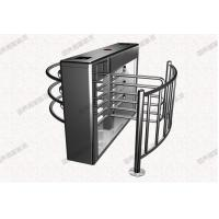 Quality 304 stainless steel Waist high turnstile for children CE certified for sale