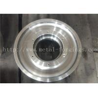 Quality 4140 42CrMo4 Hot Rolled  Slewing Forged Steel Rings  Blank Proof Machined for sale