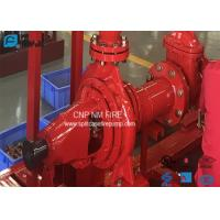 Quality Firefighting End Suction Fire Pump 500GPM@165PSI For School / Hospital for sale