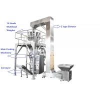 Buy cheap Fully PLC Automated Granule Packing Machine For Seeds / Peanut / Dry Fruits / from wholesalers