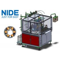 Buy Full Automatic Inslot Needle Coil Winder , BLDC Stator Winding Machine at wholesale prices