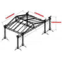 Quality OEM High Loading Stage Roofing Truss Systems With TUV and SGS for sale