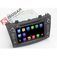 Quality 1080P Mazda3 Dvd Player , Android Touch Screen Car Stereo Head Unit With OBD TMPS for sale
