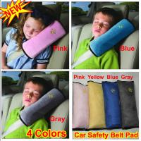 Quality Baby Vehicle Car Safety Seat Belt Seatbelt Strap Harness Shoulder Pad Cover Cushion Pillow Head Neck Support Protector for sale