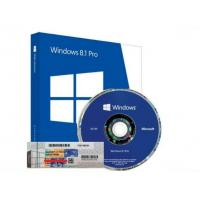 Quality Computer Activate Online Windows 8.1 Pro Retail Box Full Version Genuine License for sale