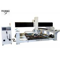 China Mold Working Use 4 Axis ATC CNC Router With 90 Degree Left Right Tilting Spindle on sale