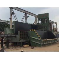 Quality Hydraulic Copper Metal Shear Equipment Scrap Car Squeezed Into Bales Q91Y for sale