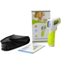 Quality Digital LCD Baby Forehead Infrared Thermometer Body Temperature CE for sale