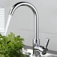 Quality High Precision Single Hole Bathroom Faucet Easy To Installation for sale