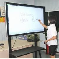 Quality 75 / 65 Inch Classroom Smart Boards , High Definition Digital Interactive Whiteboard for sale