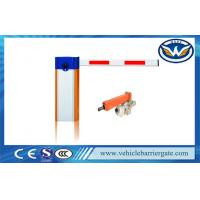 Quality Clutch Device Parking Barrier Gate 1 - 6 Meters  Aluminum Alloy Straight Arm for sale