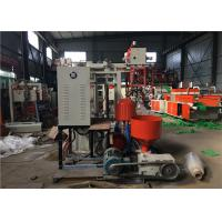 Quality Mini PE Film Extruder Blowing Machine , Blown Film Extrusion Line 0.005 - 0.10mm Single Sided Thickness for sale
