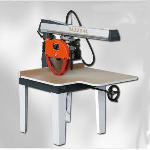 Quality MJ23 Best price Universal industrial rocker Radial Arm Saw machine for sale