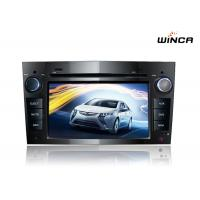 Quality OPEL MERIVA DOUBLE DIN CAR DVD WITH 1.6GHZ FREQUENCY DVR SUPPORT RAM 8GB for sale