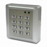 Quality Access Control Keypad, Waterproof, 2,000 cards capacity for sale