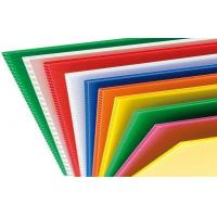 Quality Corrugated Plastic PP Hollow Sheets For Packing Protection for sale