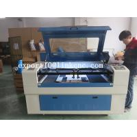 Quality Two laser head laser cutting and acrylic laser cutting machines price size  1290 for sale