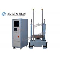 Buy cheap CE Marked LAB Shock Test System Free Fall Impact Machine With Payload 200kg from wholesalers