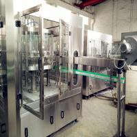 China 4070*2350*2400 Mineral Water Bottle Filling Machine 10000BPH 6.5kw on sale