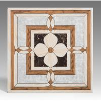 Buy Flower Designs Plastic False Ceiling Tiles Honeycomb Ceilings Feature at wholesale prices