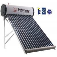 Quality Unpressurized Solar Water Heating for sale