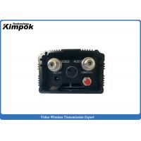 Buy 5000mW Wireless Video Link 1.2G AV Transmitter and Receiver for Unmanned Aerial at wholesale prices