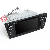 Quality Screen Mirroring BMW DVD GPS Navigation Bmw 3 Series Head Unit Built - In Radio Tuner for sale