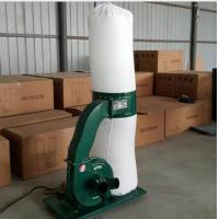 Quality MF9015 single bag mobile industrial Woodworking single and double barrel dust collector for sale
