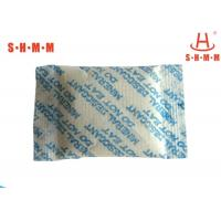 Quality Eco - Friendly Container Desiccant Bags Non Woven Fabric Packaging , RoHS Certification for sale