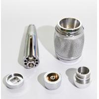 Quality Surface Oxide Cnc Turning Machine Parts Stainless Steel / Aluminum Material for sale