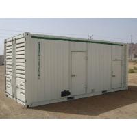 Quality Soundproof Diesel Generator 800KVA Cummins Genset With Containerized Canopy for sale