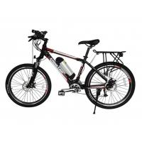 Quality NEW Summit 36V LiPo4 Mid Motor Electric Mountain Bicycle for sale