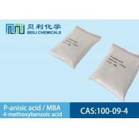 Quality ISO Certificate Cosmetic Raw Materials Pharma Phific MBA.99C.4 for sale