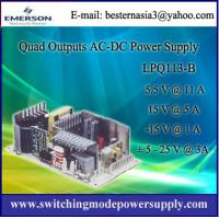 Buy cheap Emerson (Astec) LPQ113-B Quad Outputs AC-DC Power Supply from wholesalers