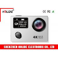 Quality 1080P 30fps Fluent HD Sports Action Camera 320*240 Pixel High Resolution for sale