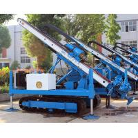 Quality 0~ 90 ° Hydraulic Crawler Deep Foundation Pit Anchor Drilling Rig for sale