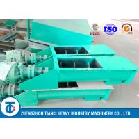 Quality Stainless Steel / Carbon Steel Fertilizer Belt Conveyor Feeder Spiral Screw Type for sale