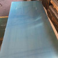 Quality 4x8 Feet Aluminum Vessels 5754 Grade Sheet / Plate Type Custom Thickness for sale