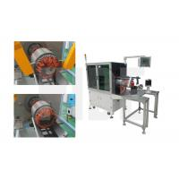 Buy Horizontal Automatic Stator Coil Winding Inserting Machine / Machinery at wholesale prices