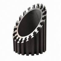 Quality Alodine Surface Treatment Aluminum Heatsink Extrusion Profiles For Machines for sale