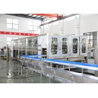 Quality Monoblock 3-5 Gallon Bottle Water Pure Water Filling Machinery for sale