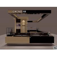 Luxurious free original design jewelry display showcase jewelry kiosk
