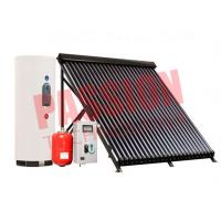China Copper Coil Solar Hot Water Heater System on sale
