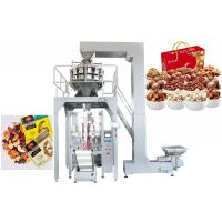 Quality High Efficiency Food Packing Machine For Jelly Drop Back Central Seal Of 1kg , 2kg Bags for sale