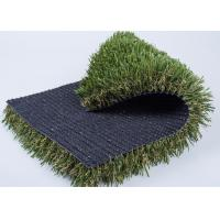 Quality Cool Synthetic Landscaping Artificial Grass For Yard 45mm 4 Tone S Shape for sale