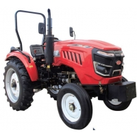 Quality 40hp 2400r/Min 36.8kw Agriculture Farm Tractor With 4WD for sale
