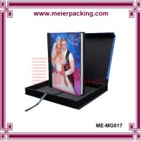 Quality Professional magnetic closure colorful carton box/Album photo gift box ME-MG017 for sale