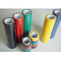 Quality Colorful PVC Electrical Insulation Tape , Heat Shield Tape For Wires And Cables for sale