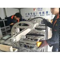 Buy cheap semi automatic reversal busbar assembly line, semi- auto compact busbar facility from wholesalers